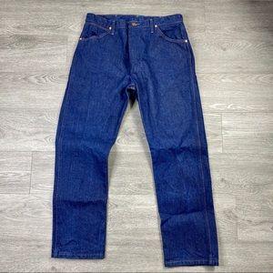 Wrangler Men's Cowboy Cut Jeans 38x31